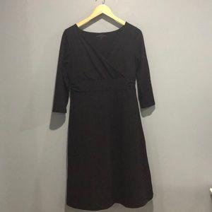 Eddie Bauer black dress
